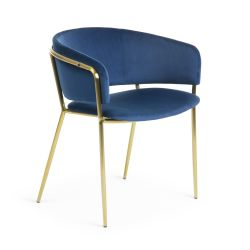 Chaise Ruth | Bleu