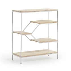 Bookshelf Spike | White