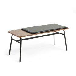 Bench Arabella | Walnut
