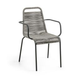 Glenville Armchair | Grey
