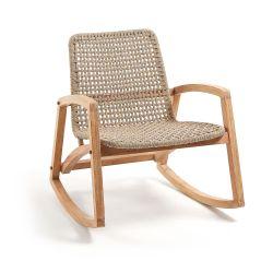 Rocking Chair Talisca | Light Wood