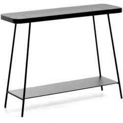 Table Console Duilia | Noir