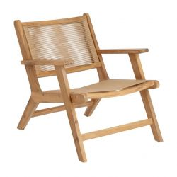 GERALDA Armchair | Natural