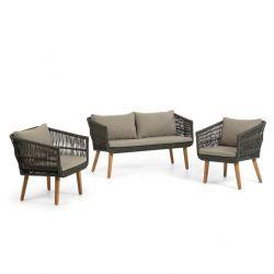 INTI Set Sofa & 2 Sessel | 2-Sitzer