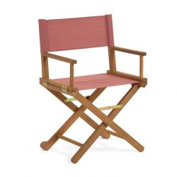 DALISA Folding Chair | Terraccota