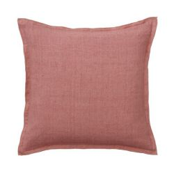 Cushion Cover Linen 50x50 cm | Old Rose