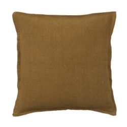Cushion Cover Linen 60x60 cm | Pecan