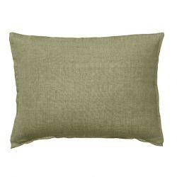 Housse de Coussin Lin 50x70 cm | Celery