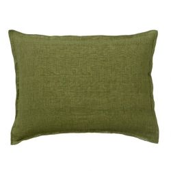 Cushion Cover Linen 50x70 cm | Olive