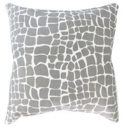 Cape Town Cushion Cover 50 x 50 cm | Dove
