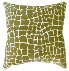 Cape Town Cushion Cover 50 x 50 cm | Olive