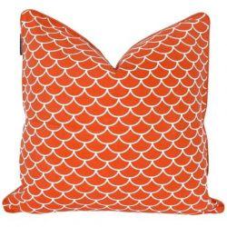 Kuala Lumpur Cushion Cover 50 x 50 cm | Orange