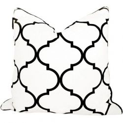Moscow Cushion Cover 50 x 50 cm | White