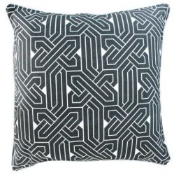 New York Cushion Cover 50 x 50 cm | Iron Grey