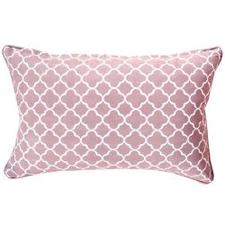 Palm Springs Cushion Cover 60 x 40 cm | Dusty Pink