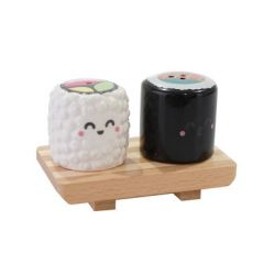 Set de Salière et Poivrière | Sushi