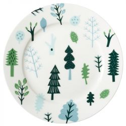 Dinner Plate | Forest