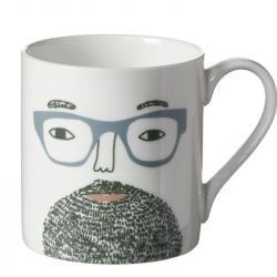 Tasse | Beardy Man