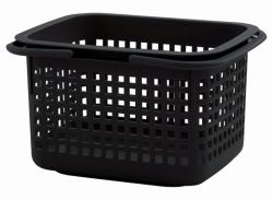 Basket Cestino | Black