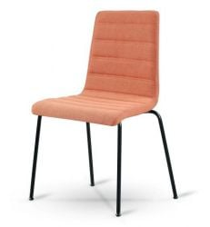 Dundie Chaise Set de 2 | Orange