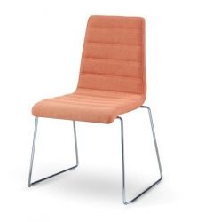 Chair Ljungs Set of 2 | Orange