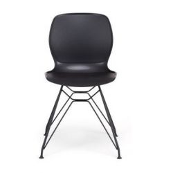 Chair Rietia Set of 2 | Black