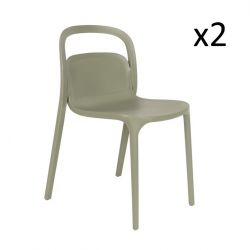 Chair Rex - Set of 2 | Green