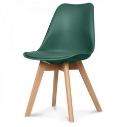 Scandi Chair | Pine Green