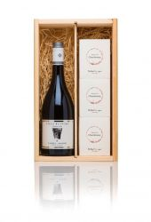 Luxury Wine Box Best of Chardonnay + Free Gift