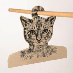 Kleerhanger Kat