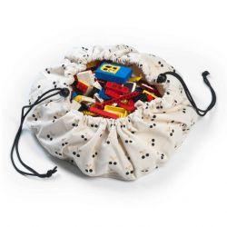 Mini Opbergzak voor Speelgoed | Kersen