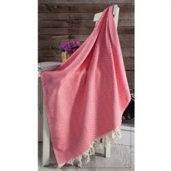 Blanket Chevron | Pink