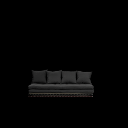 Sofa Chico | Dunkelgrau