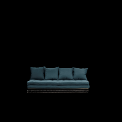 Sofa Chico | Petrol Blue