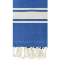 Children's Fouta | Greek Blue