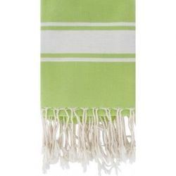 Children's Fouta | Lime Green