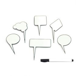 Feestprikkertjes Chit Chat | Set of 12
