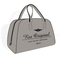 Ros Original Ottoman | Chrom
