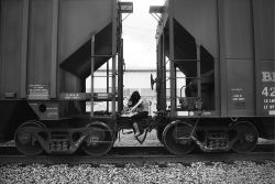 "Art Photograph ""Chu Chu Train"""