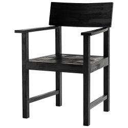 Stuhl Chunkydine | Schwarz