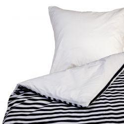 Kissenbezug & Bettbezug Circus | Schwarz/Weiß