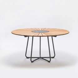 Outdoor Dining Table Circle | Ø 150 cm