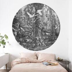 Wandplakat 190 cm | Tropische Landschaft