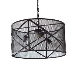 Pendant Lamp Cage | Black