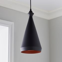 Pendant Lamp Cone | Black