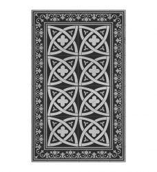 Fußmatte Celtic-80 x 140 cm