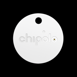 Smart Keychain Chipolo | White