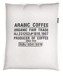 Canvas Bean Bag | Arabic Coffee