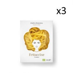 Pasta Bio Fettucine Good Hair Day 3er-Set | Classic