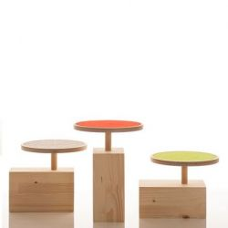 Adjustable Children's Stool CLAUS | 3-8 years